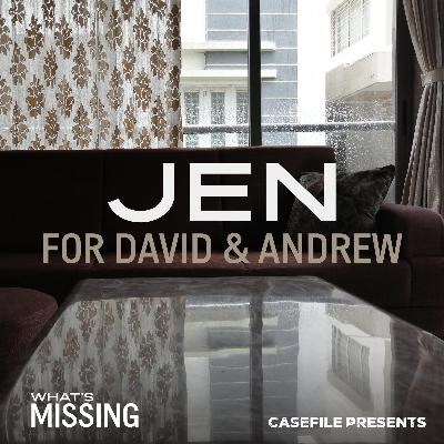 4: Jen for David & Andrew