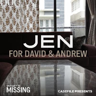 4: Jen for David & Andrew