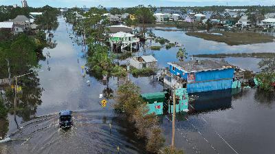 Costs Of Climate Change Continue To Rise As Storms Become More Destructive