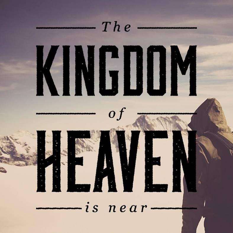 The [Upside Down] Kingdom of Heaven is Near, Kendra Musser