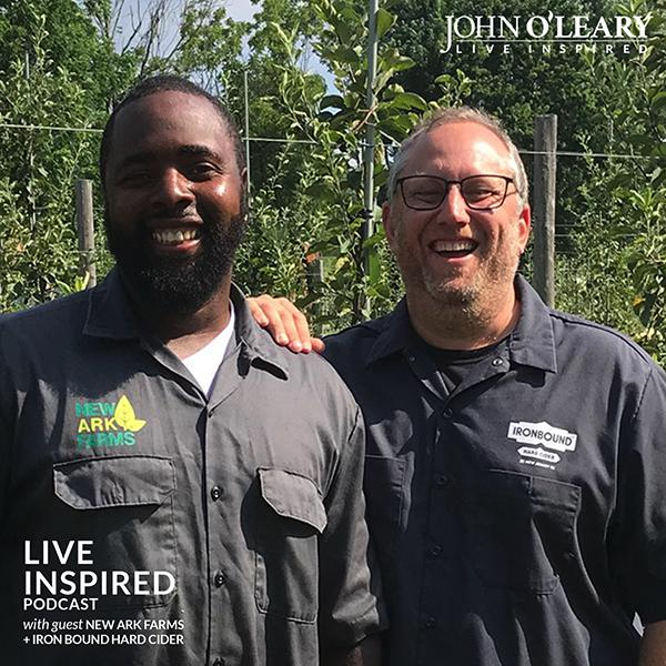Ironbound Hard Cider (Ex-Felons to Farmers) Ep. 92