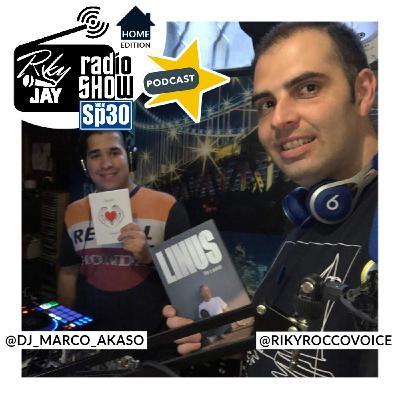 RikyJay Radio Show - #33 - Home Edition