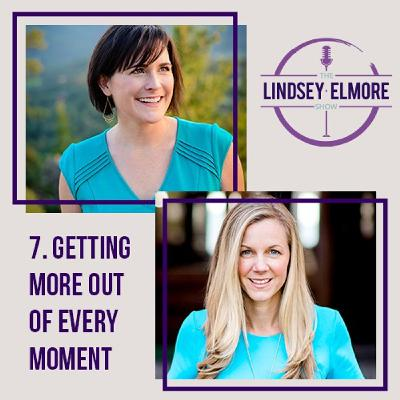Getting more out of every moment. Interviews with Tonya Dalton and Jenny Fenig