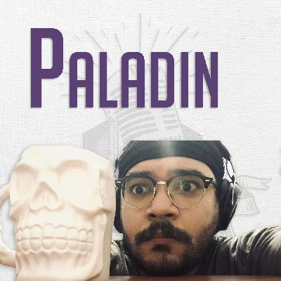 Paladin is Building Worlds One Page at a Time