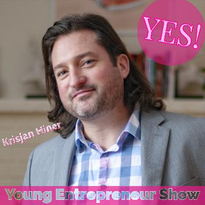 Leaders in Landscape Architecture -Krisjan Hiner- | YES SHOW 017