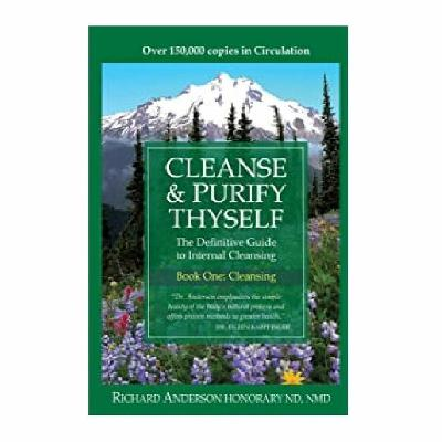 Podcast 821: Cleanse and Purify Thyself with Richard Anderson