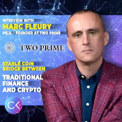 Stable Coin - Bridge between Traditional Finance and Crypto (w Constantin Kogan & Marc Fleury)