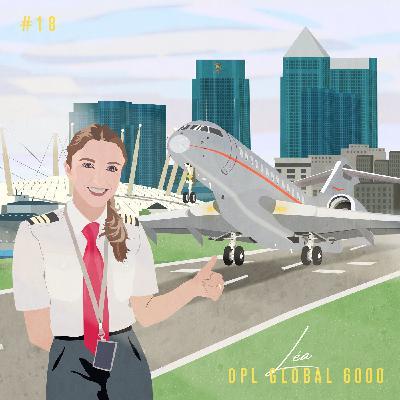 L'aviation d'affaires long-courrier avec Léa