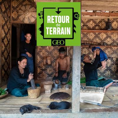 # 5 Six semaines en pleine forêt chez les Baduy de Java