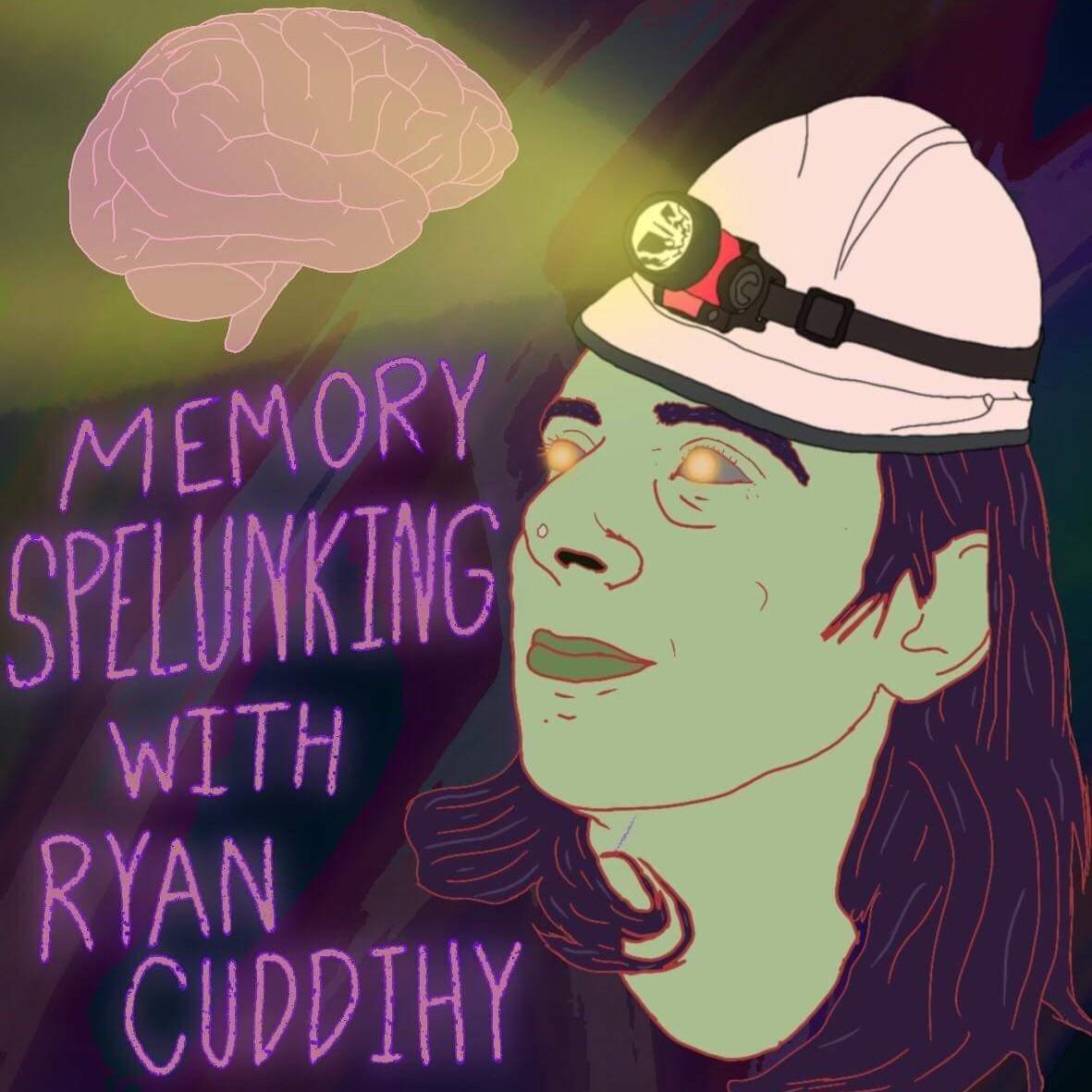 """Monkey Puke Mushroom"" Memory Spelunking with Ryan Cuddihy"
