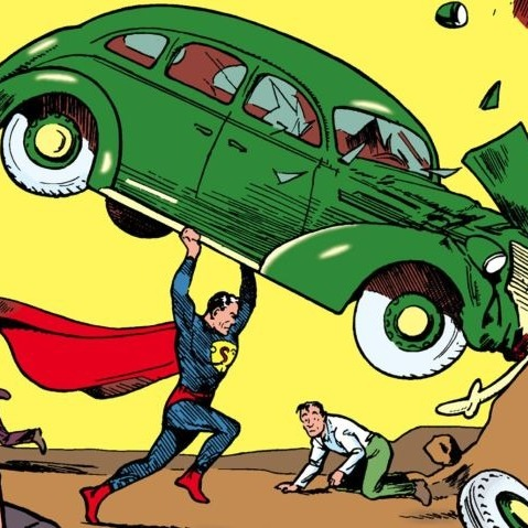 Impossible Questions - Superman as Literature