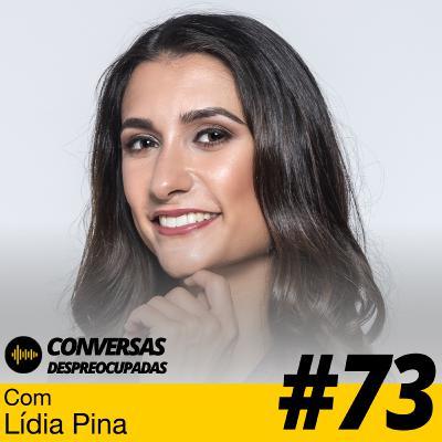 #73 – Prometer e não cumprir é a melhor estratégia... para fracassar! - com Lídia Pina