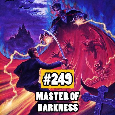Fliperama de Boteco #249 – Master of Darkness