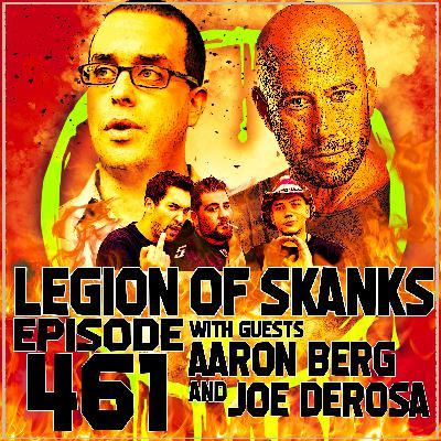 Episode 461 - Jewmanji - Aaron Berg & Joe DeRosa