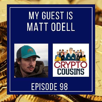Matt Odell - Stacking Sats