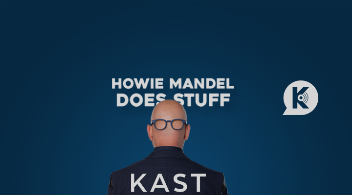 Howie Mandel Does Stuff Podcast