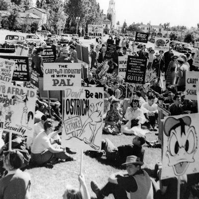 Episode 128: The 1941 Animators Strike