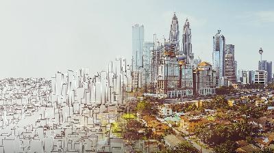 The Life Cycles Of Cities