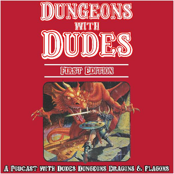 Dungeons With Dudes 035 - Cave Conundrum (Part IV) - Through the Hordes