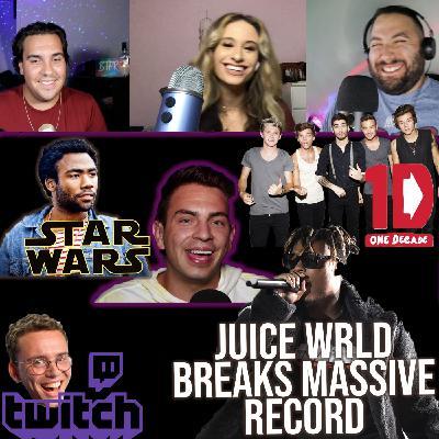 009: Logic Heads to Twitch, 1D REUNION, Childish Gambino on Star Wars & MORE