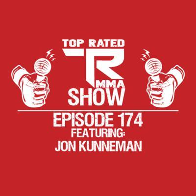TRMMA - Ep. 174 - Jon Kunneman - MMA Fighter - BJJ Champion