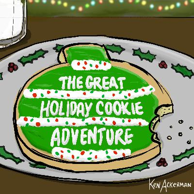 829 - The Great Holiday Cookie Adventure
