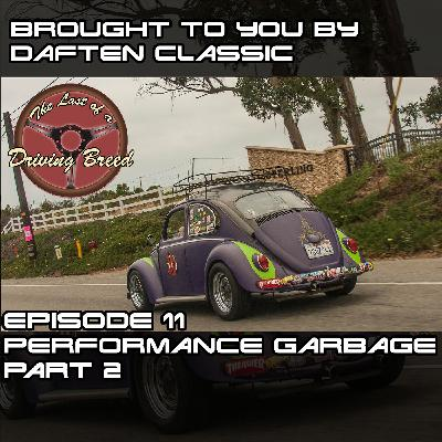 Performance Garbage, Part 2 [Markos Markakis]