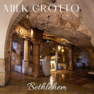 Summer shorts #4 The Milk Grotto in Bethlehem, a hidden gem