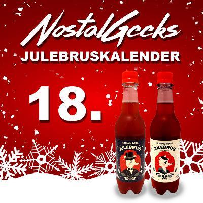 NostalGeeks Julebruskalender - 18 - Romas Julebrus
