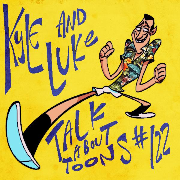 Kyle and Luke Talk About Toons #122: Dracula's Head- Poop't Up Squack