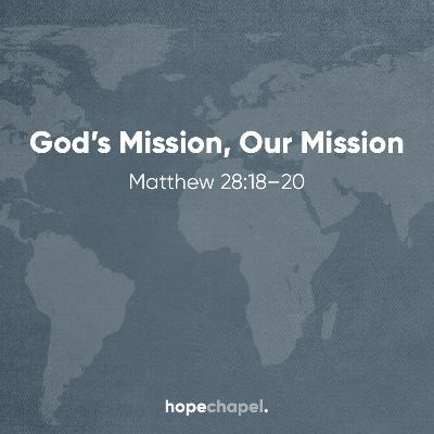 """God's Mission : Our Mission"" Acts 14:21-28 - (October 06, 2019 - 17th Sunday in Pentecost)"
