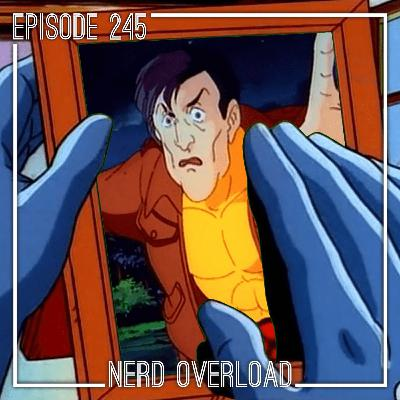 Episode 245 - This One's For You, Morph!