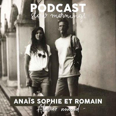 #20 Romain Grossier et Anaïs Sophie Le Guen - Atelier Nomad