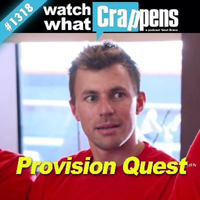 BelowDeckMed:  Provision Quest