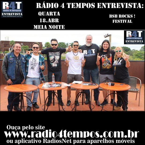 Rádio 4 Tempos entrevista 04:Rádio 4 Tempos