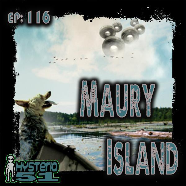 UFOs at Maury Island: MiB, JFK, and Dog Murder | 116