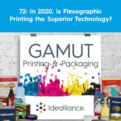72: In 2020, is Flexographic Printing the Superior Technology?