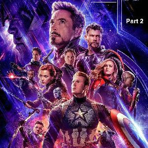 590. [2/2] Film Club: Avengers Endgame / Marvel Cinematic Universe (with Fred Eyangoh)