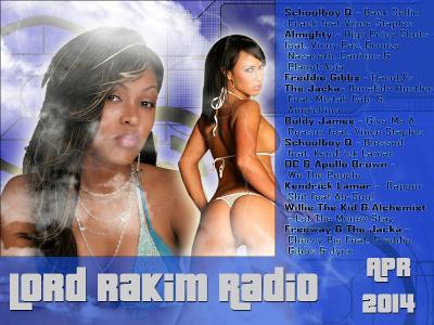 LR Radio Show 21 - 042814
