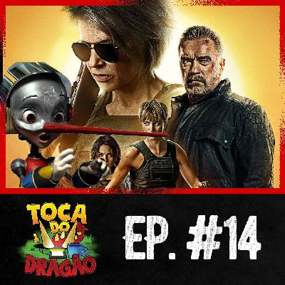TDD EP#14 | Exterminador do Futuro (PARTE 2)