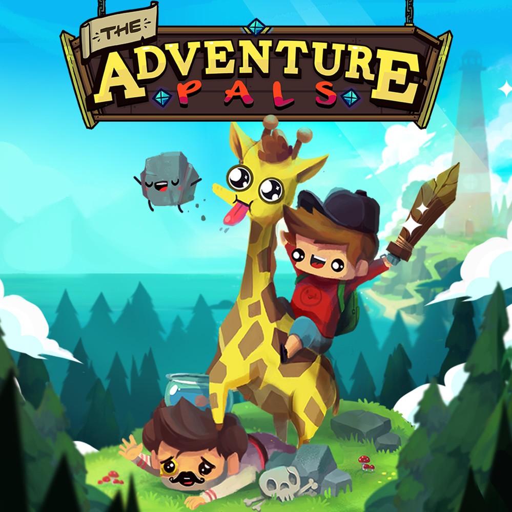 Thr Adventure Pals: un cartone interattivo