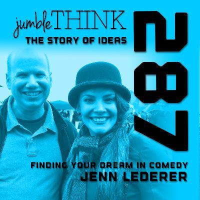 Finding your Dream in Comedy with Jenn Lederer