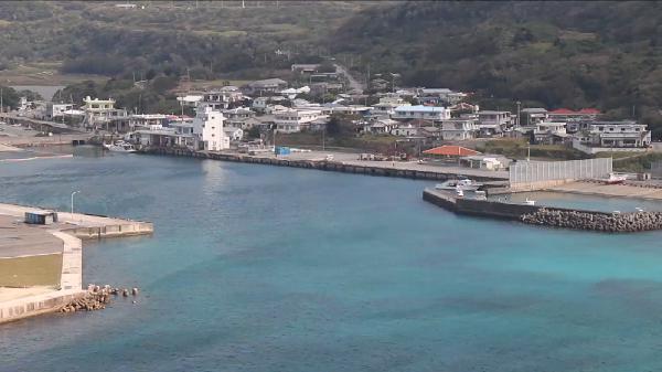جزيرة يوناغوني اليابانية وعاصمة التوربينات الأميركية