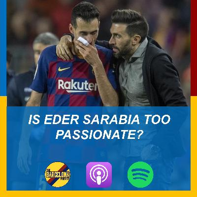 Eder Sarabia whips Barça's untouchables; forgotten Fati, and Napoli behind closed doors