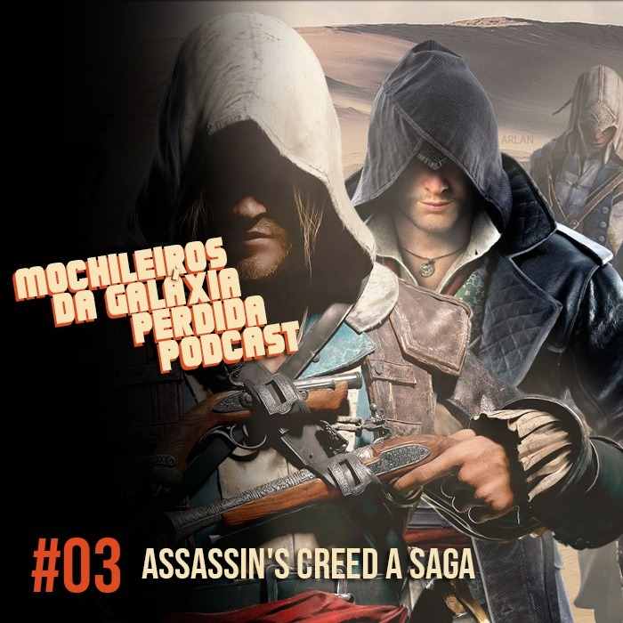 MGPcast #03 - Assassin's Creed a saga