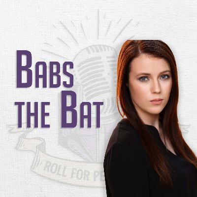Babs the Bat IS Batgirl!