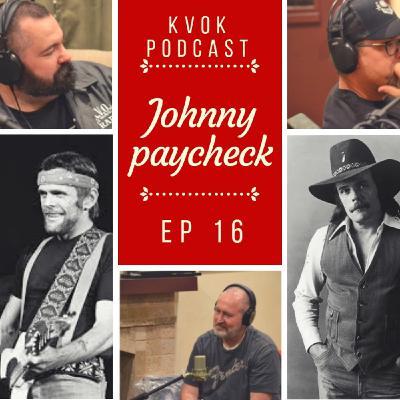 Johnny Paycheck Podcast