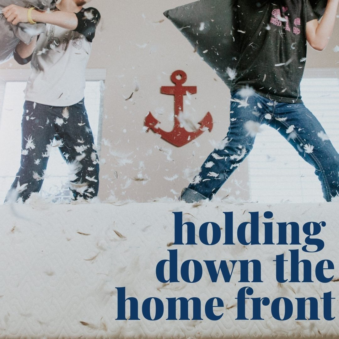 Holding Down the Home-front: Season 1 Episode 11