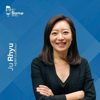 Ju Rhyu, founder of Hero Cosmetics