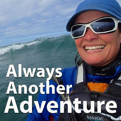 22. Justine Curgenven. Kayaking the Aleutians with Sarah Outen